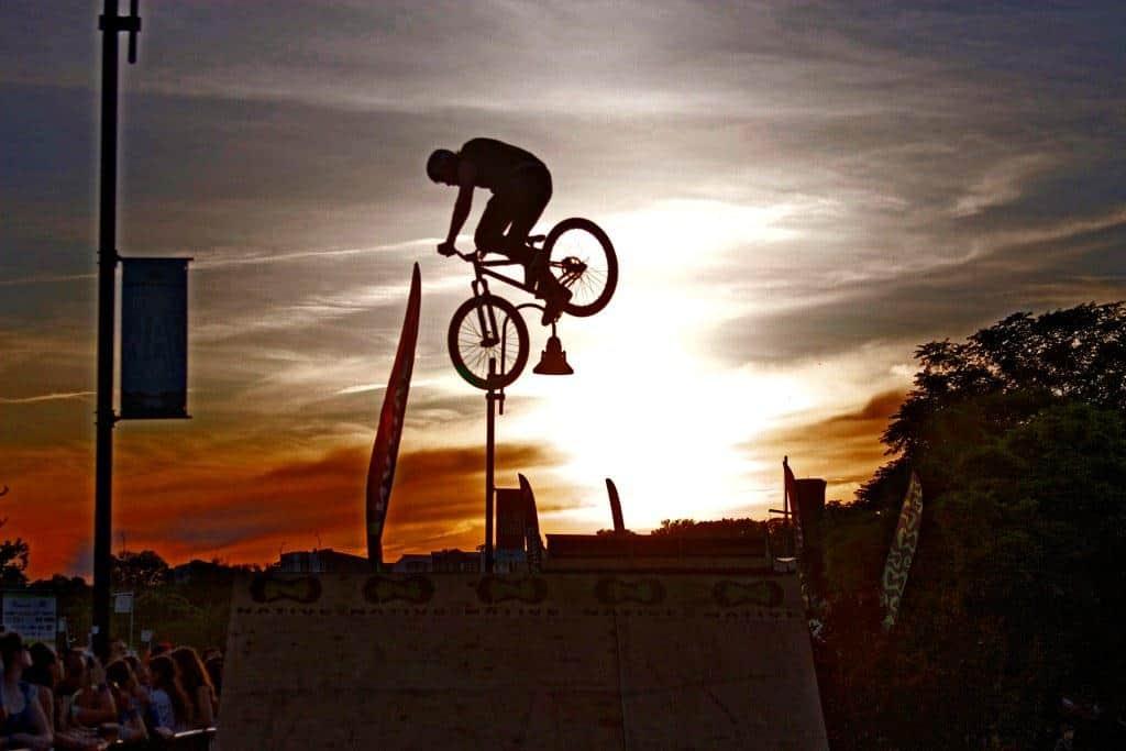 Freestyle Bikes: Patrick Hannan ($50)