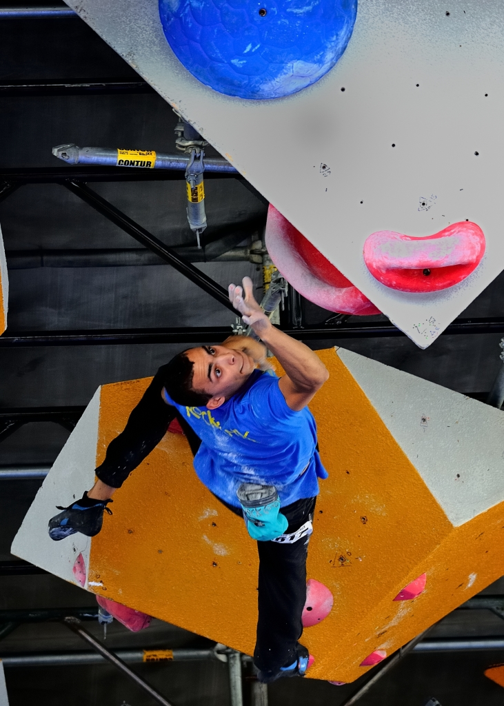 Bouldering: Paul Murphy ($50)