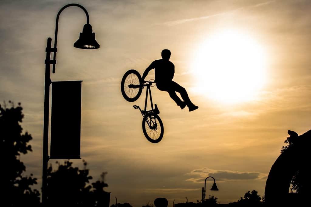Freestyle Bikes: Kyle van de Kamp ($50)