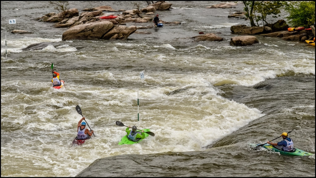 Kayak: Claire Collins ($50)