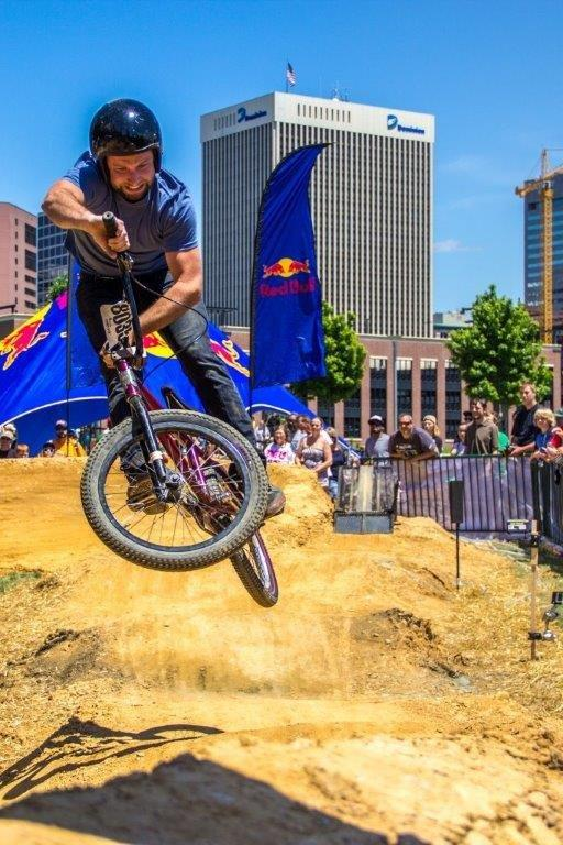 Red Bull Berm Burners: Jorry Morrison ($50)