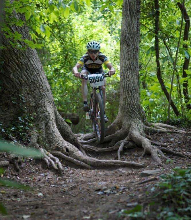 Mountain Biking: Ray Zilembo ($50)
