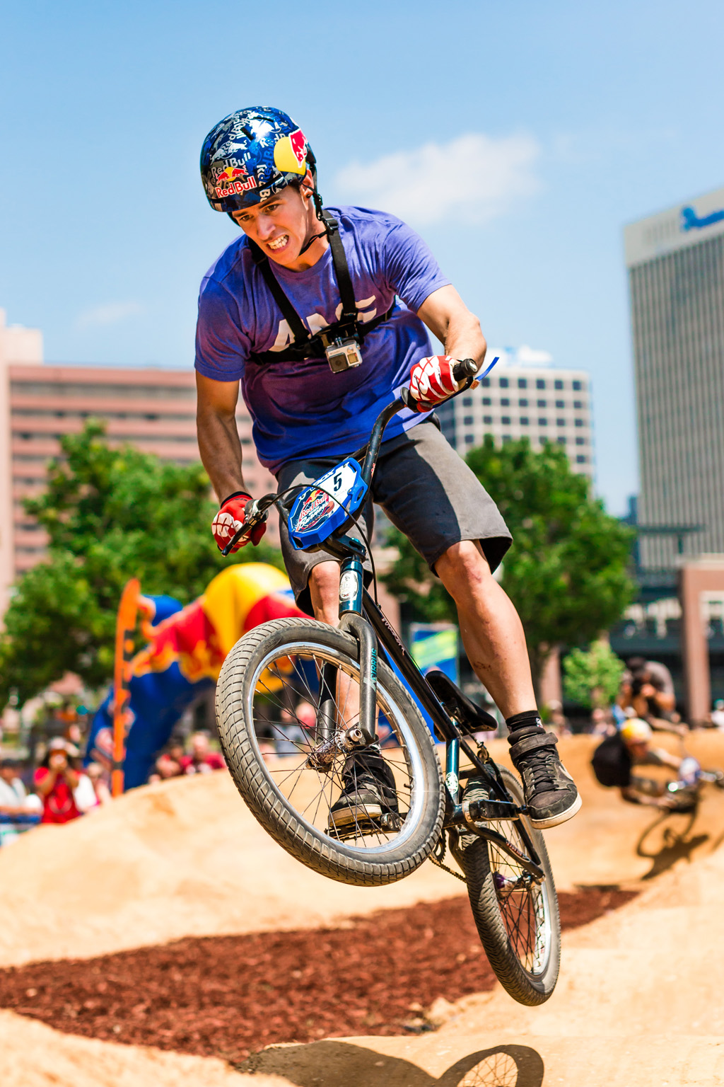 Red Bull Berm Burners: Clifford Lucas (Not eligible for prize money)