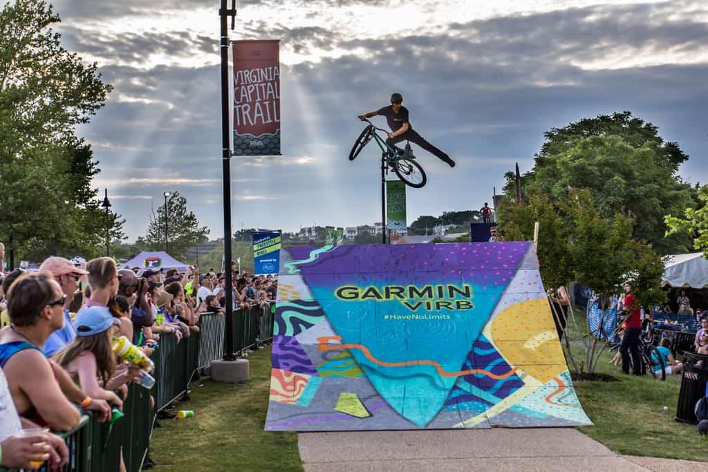 Freestyle Bikes: Kyle van de Kamp (Not eligible for prize money)