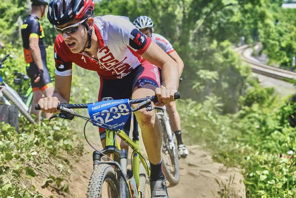 Mountain Biking: Brian Lilley ($50)