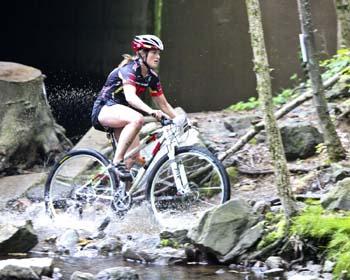 Mountain Biking - Scott Quarforth